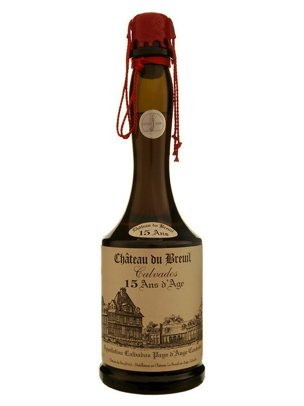 Calvados Château du Breuil 15 Year Old