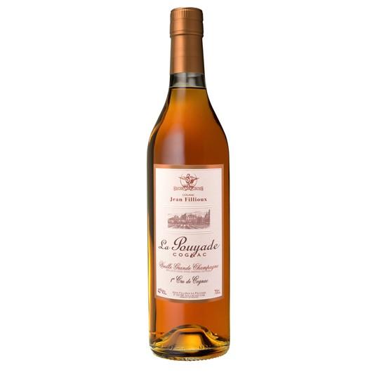 Jean Fillioux La Pouyade VSOP 8 Year Old Cognac