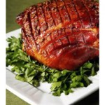 Baked Ham by Martha Stewart