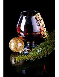 Drinking Cognac