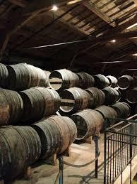 cognac ageing