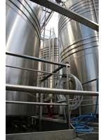 cognac wine tanks