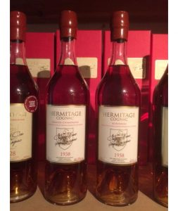 Hermitage Cognac Celebration Vintages