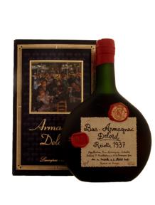 Old Vintage Cognac