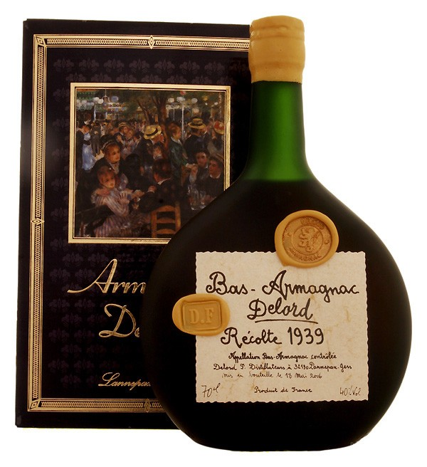 Delord 1939 Bas Armagnac