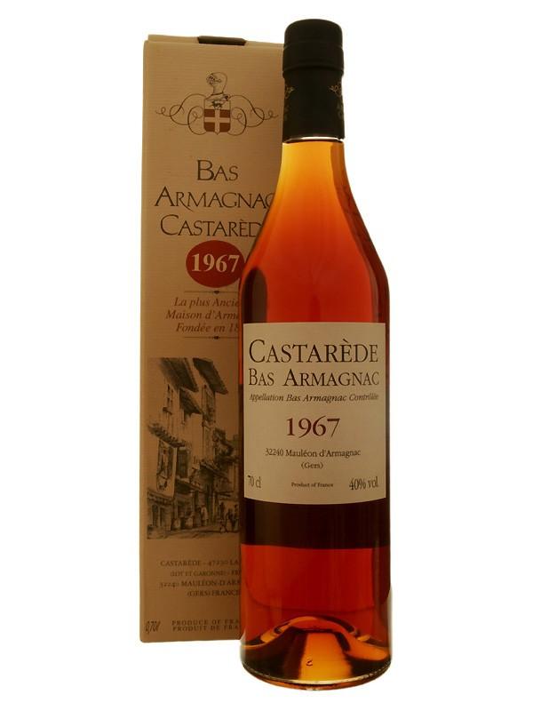 Castarède 1967 Bas Armagnac