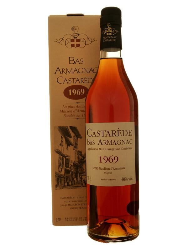 Castarède Vintage 1969 Bas Armagnac