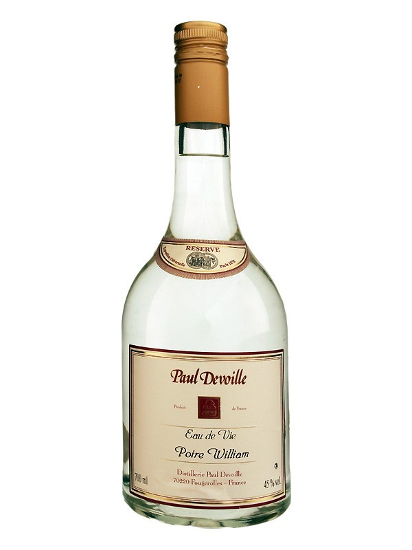 Paul Devoille - Reserve Poire William Eau de Vie