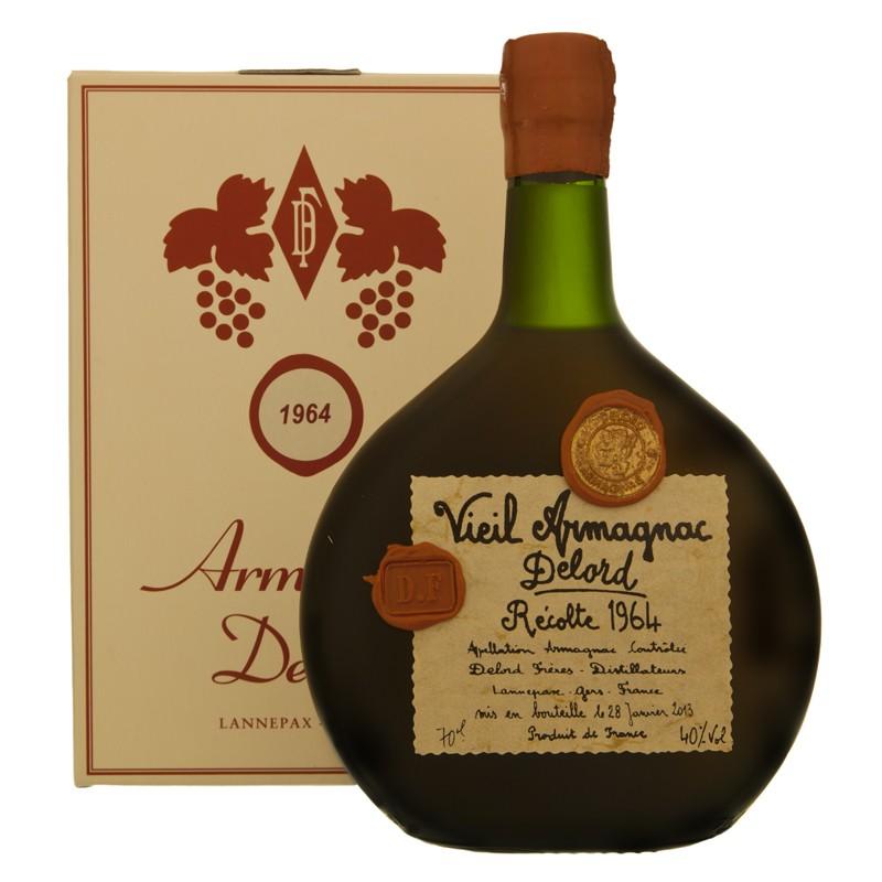 Delord Vintage Armagnac 1964