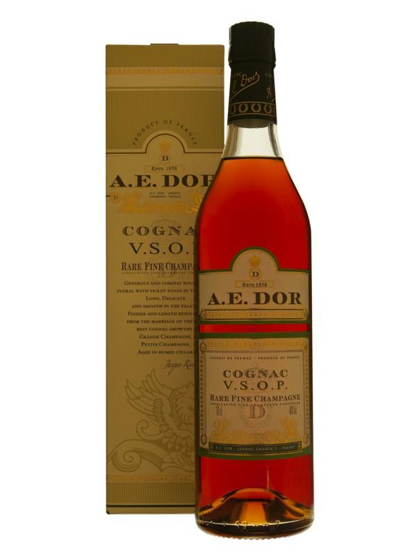 A.E.Dor 8 Year Old VSOP Grande Champagne Cognac