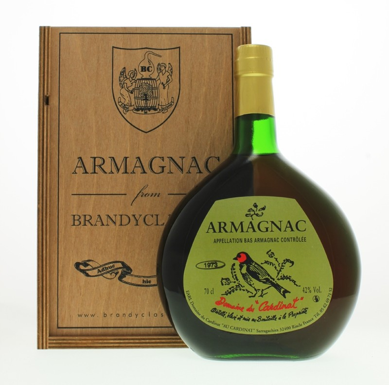 Domaine du Cardinat 1973 Bas Armagnac