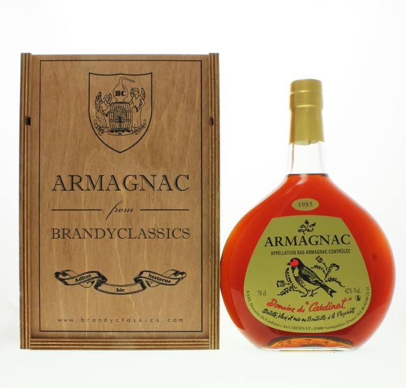 Domaine du Cardinat 1985 Bas Armagnac