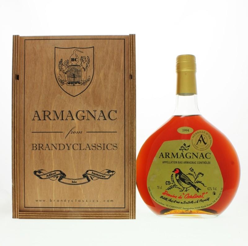 Domaine du Cardinat 1994 Bas Armagnac