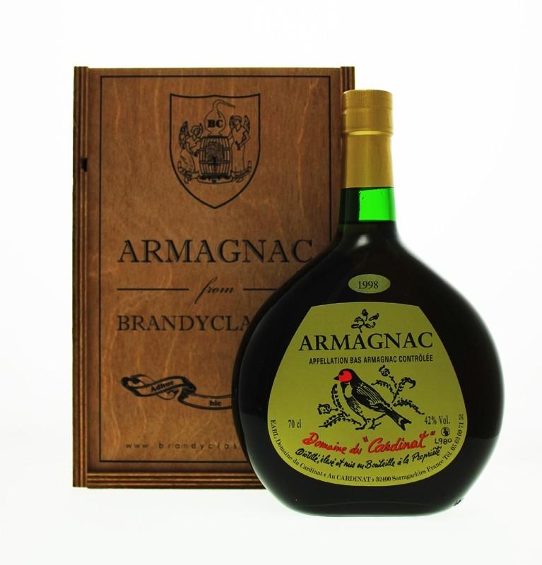 Domaine du Cardinat 1998 Bas Armagnac