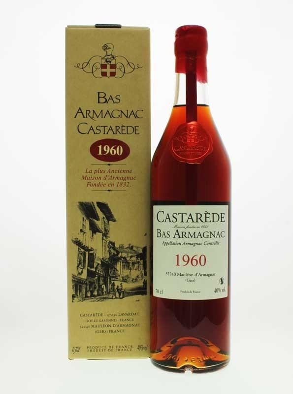 Castarède 1960 Bas Armagnac