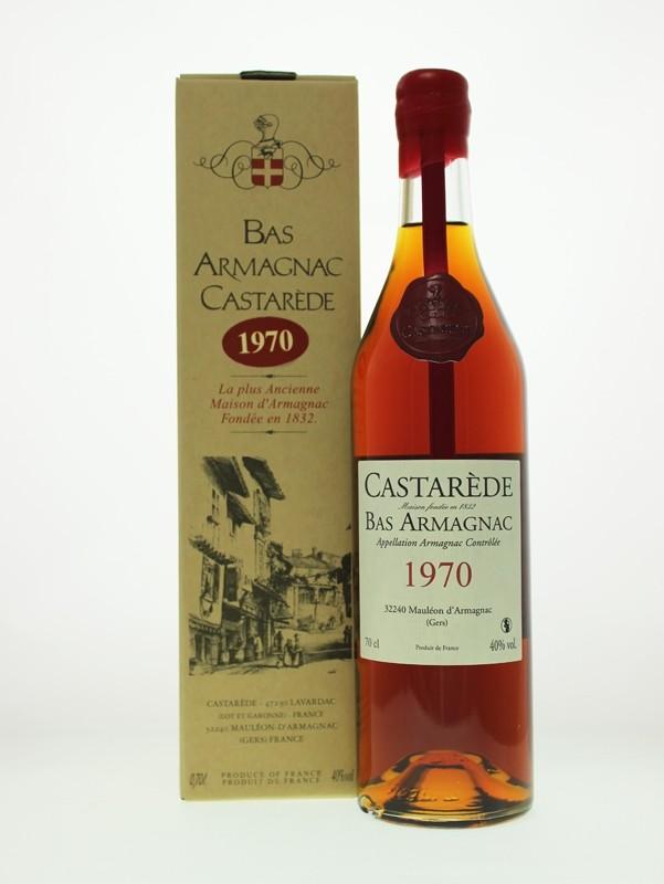 Castarède 1970 Bas Armagnac