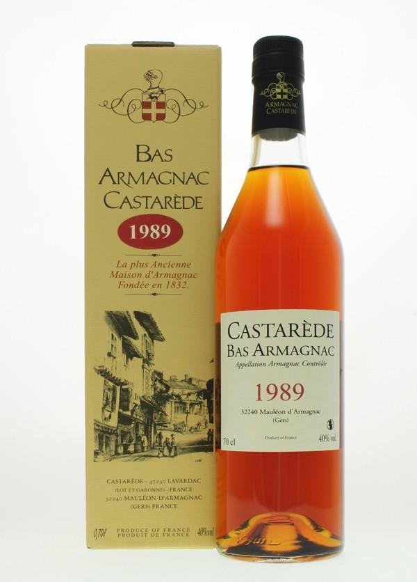 Castarède 1989 Bas Armagnac