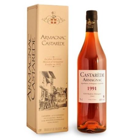 Castarède Vintage 1991 Bas Armagnac