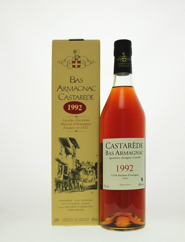 Castarède 1992 Bas Armagnac