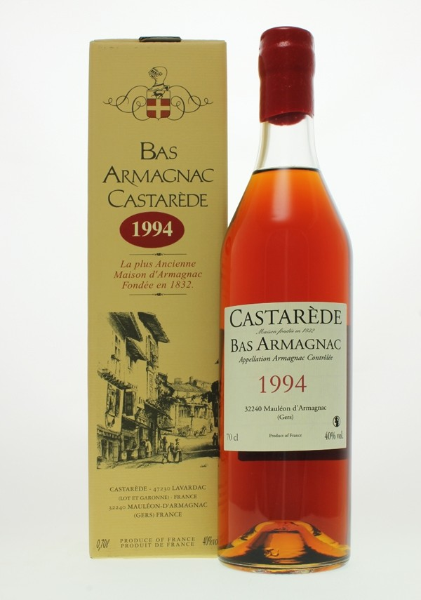 Castarède 1994 Bas Armagnac