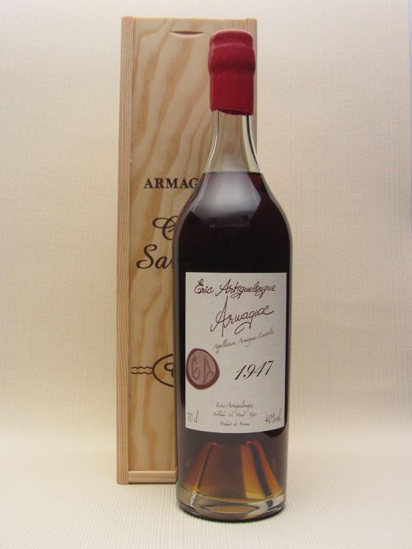 Clos des Saveurs 1947 Armagnac