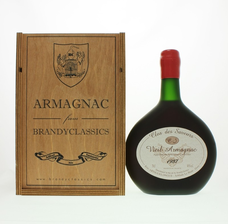 Clos des Saveurs 1937 Armagnac