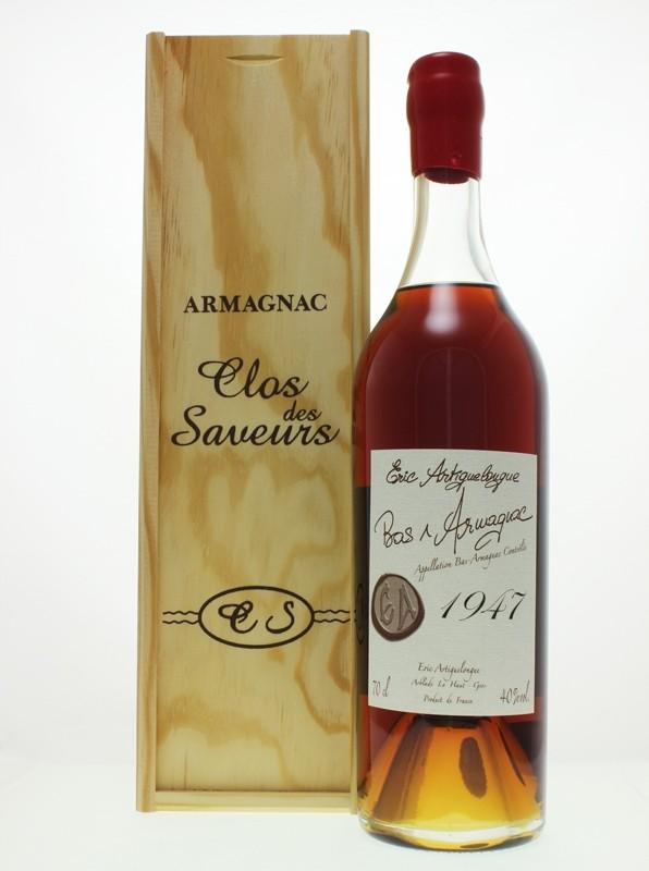 Clos des Saveurs 1947 Bas Armagnac