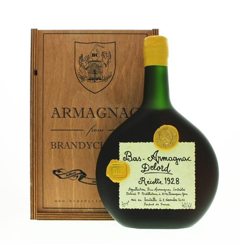 Delord Vintage 1928 Bas Armagnac