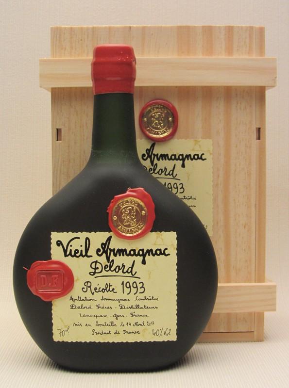Delord 1993 Bas Armagnac