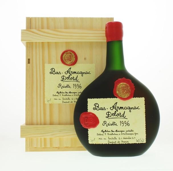 Delord 1996 Bas Armagnac