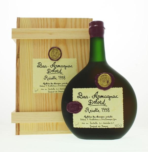 Delord 1998 Bas Armagnac