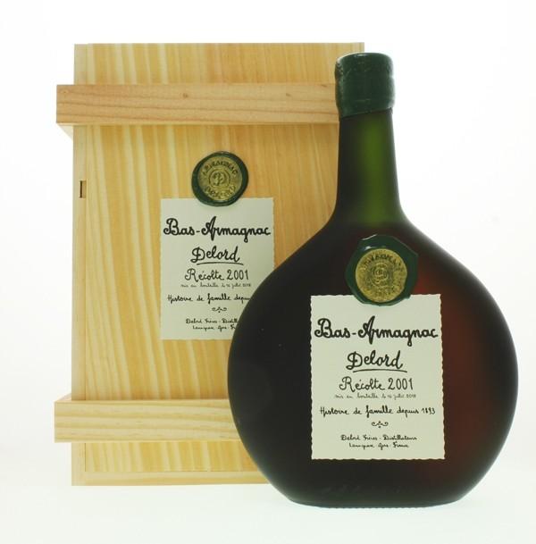 Delord 2001 Bas Armagnac