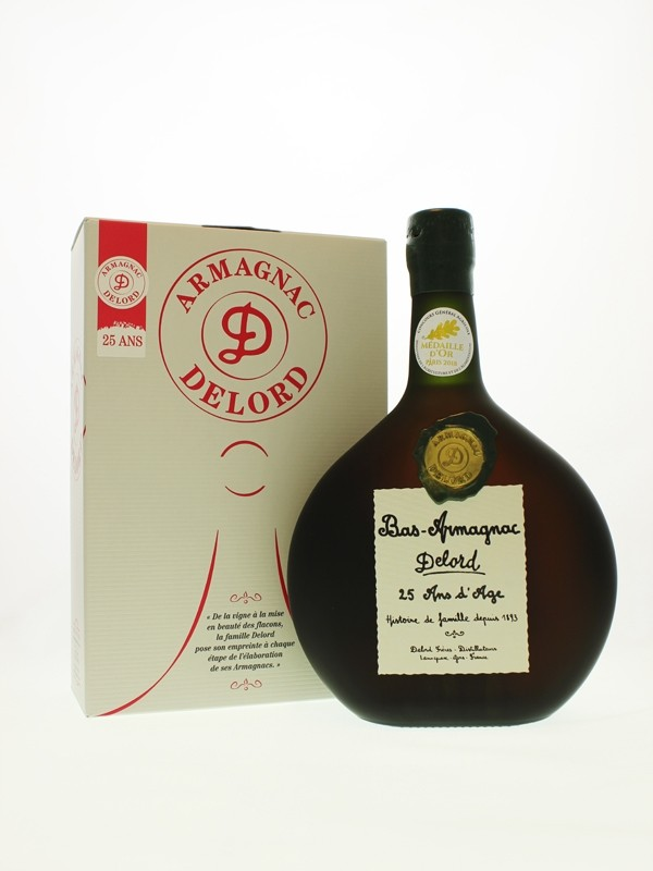 Delord 25 Year Old Bas Armagnac