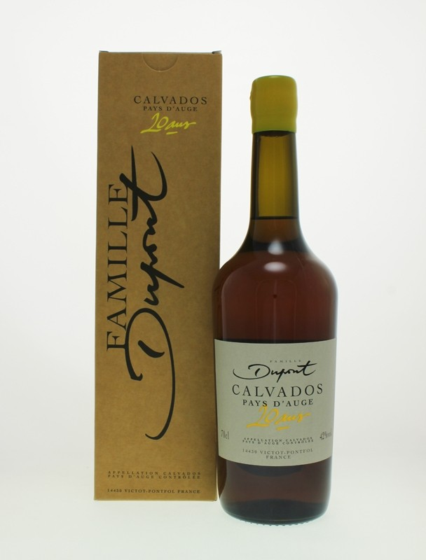 Dupont 20 Year Old Pays d'Auge Calvados