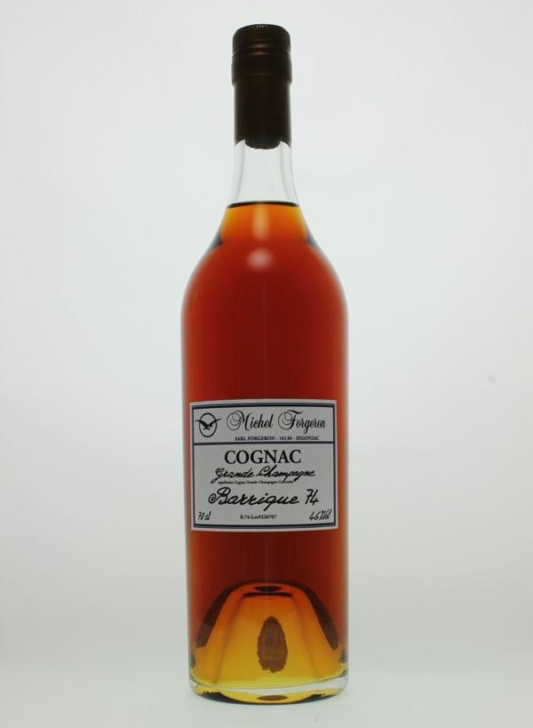 Forgeron 1974 Grande Champagne Cognac