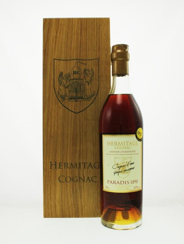 Hermitage Paradis 1890 Grande Champagne Cognac
