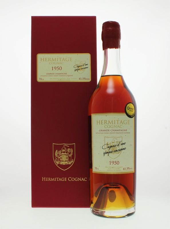 Hermitage 1950 Grande Champagne Cognac