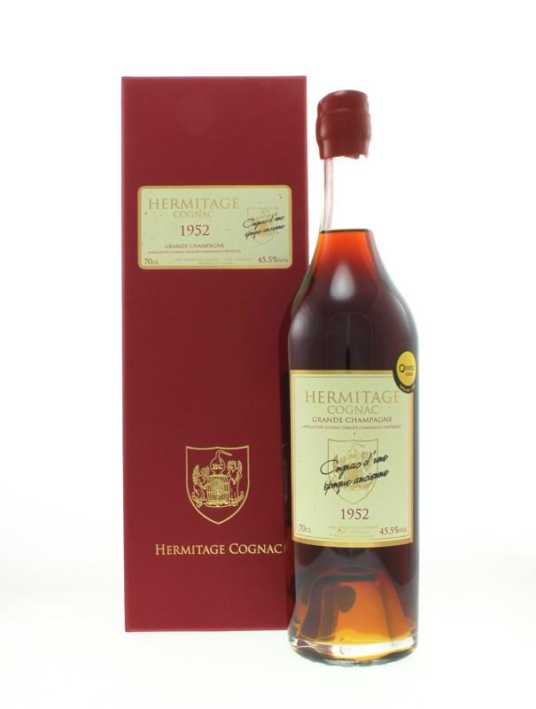 Hermitage 1952 Grande Champagne Cognac