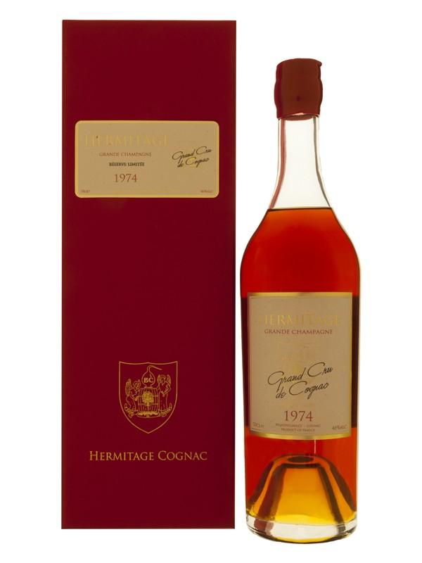 Hermitage Chez Richon 1974 Grande Champagne Cognac