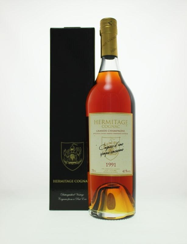 Hermitage 1991 Grande Champagne Cognac