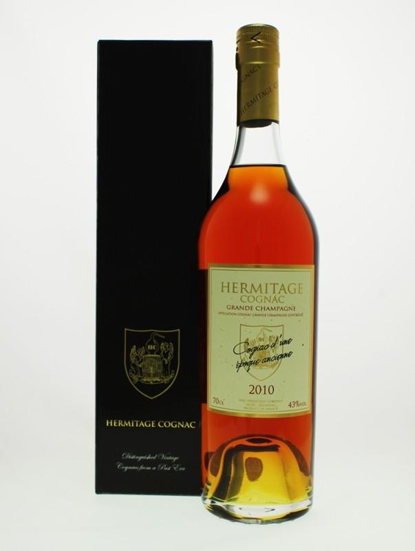Hermitage 2010 Grande Champagne Cognac