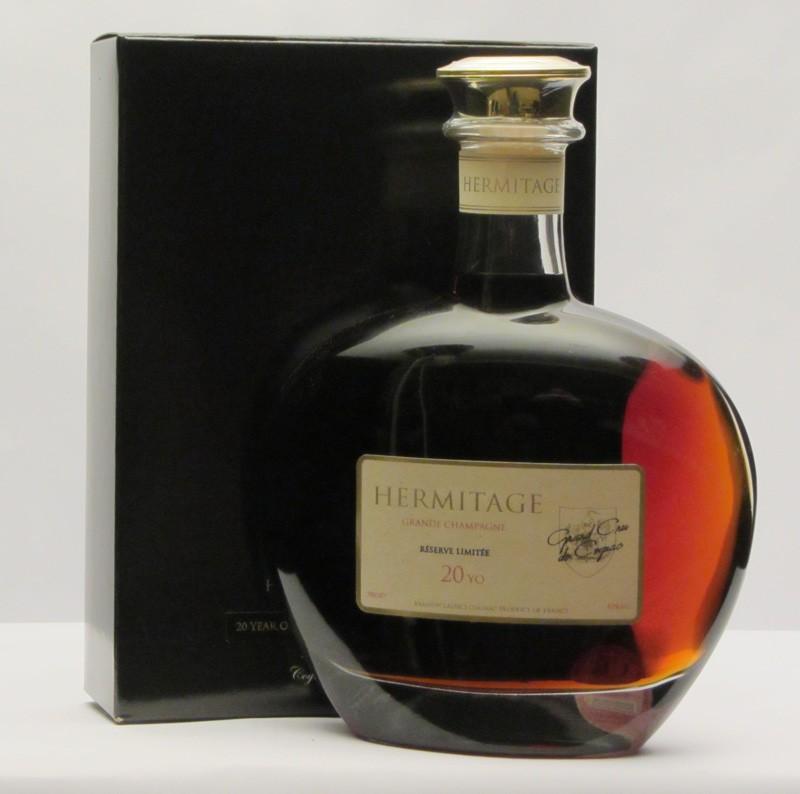 Hermitage Chez Richon 20 Year Old Grande Champagne Cognac