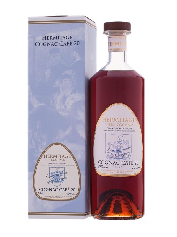 Hermitage Cognac Café 20