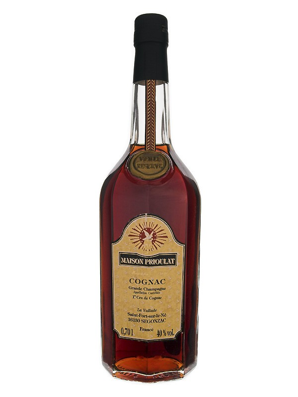 Maison Prioulat 25 Year Old Grande Champagne Cognac