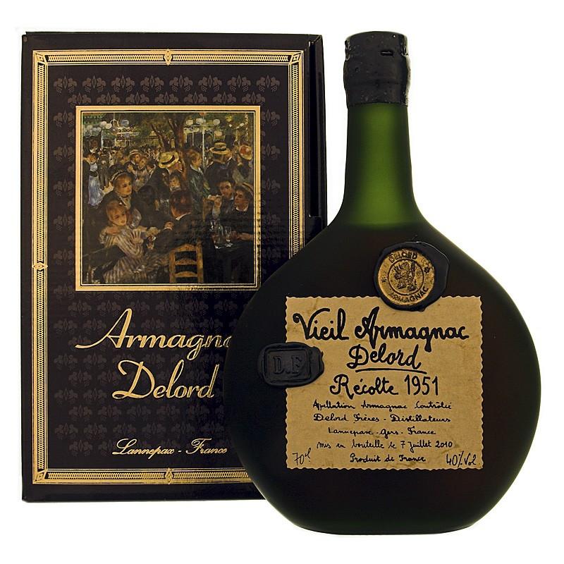 Delord 1951 Bas Armagnac