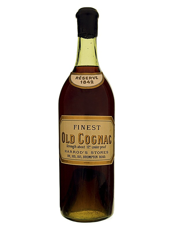 Cognac Harrods 1842