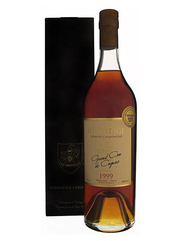 Hermitage 1999 Grande Champagne Cognac