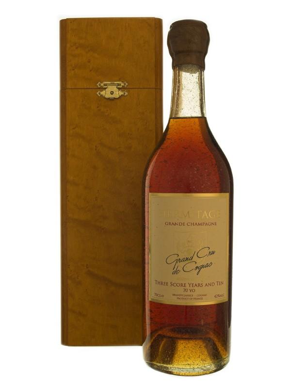 Hermitage 70 y.o. Grande Champagne Cognac