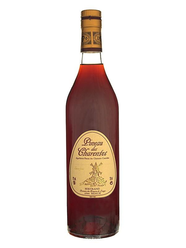 Bertrand Pineau des Charentes - Rosé Minimum 5 Year Old