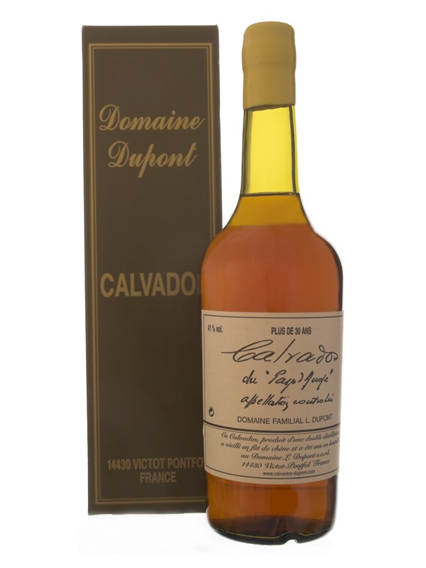 Dupont more than 30 Year Old Pays d'Auge Calvados